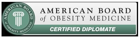 American Board of Obesity Medicine - Certified Diplomate